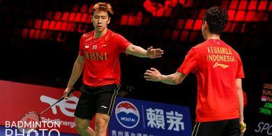 Kejutan Tim Piala Thomas Indonesia Lawan China di Final, Marcus Menghilang