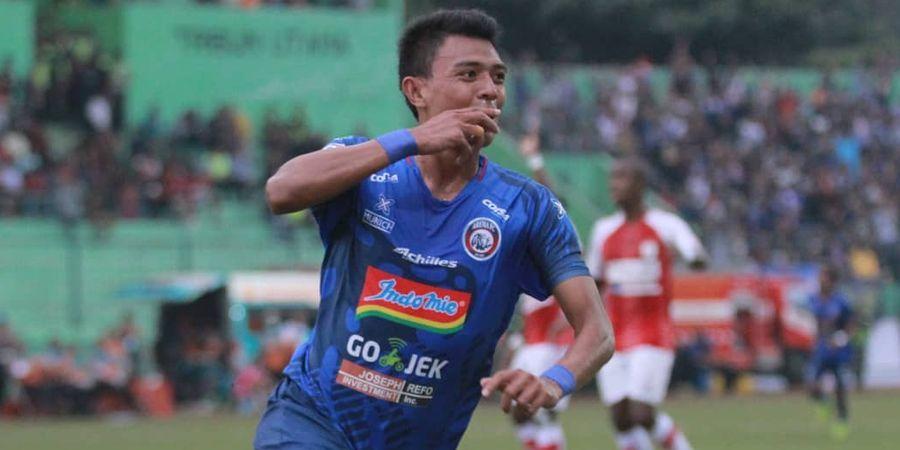 Daftar 18 Pemain yang Dibawa Arema FC Untuk Hadapi Bali United