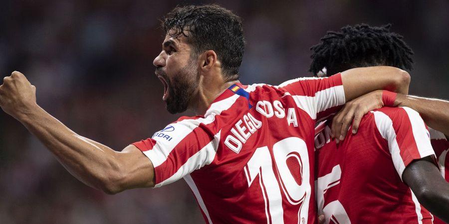Terus Menurun, Diego Costa Mau DIjual Atletico ke Klub Qatar