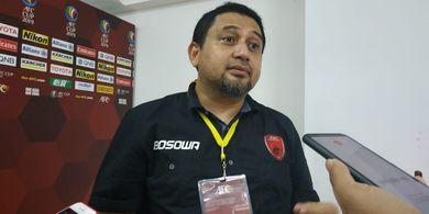 Bos PSM Makassar Minta Ini ke Tim Pelatih Usai Dikalahkan Persija