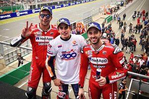 Berita MotoGP - Marc Marquez Soal Valentino Rossi dan Para Rival: Selalu Ada Gesekan!