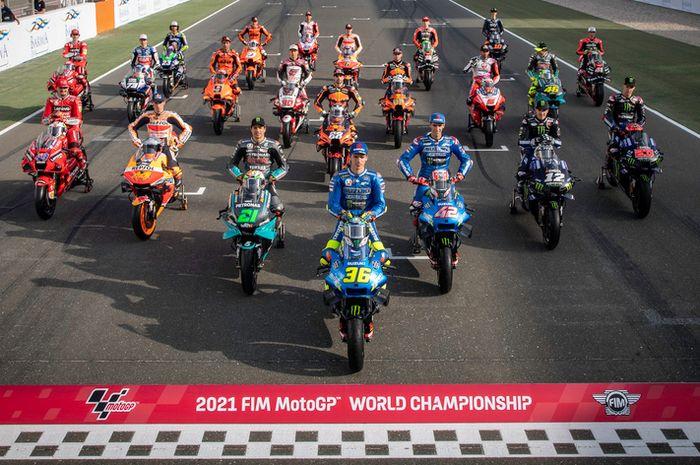 Jadwal MotoGP Doha 2021 thumbnail