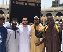 Jadi Pusat Pembicaraan di Manchester United, Pogba Pilih Umrah ke Mekkah