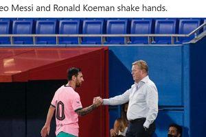 Lionel Messi Damai dengan Barcelona, Ronald Koeman Justru Masih Belum Tenang
