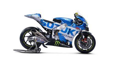 Tim Suzuki Ecstar Luncurkan 'Motor Sempurna' 2,0 untuk MotoGP 2021