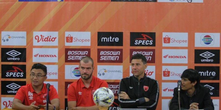 Pelatih PSM Makassar Tetap Bangga meski Timnya Gagal