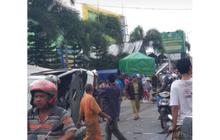 Ini Dugaan Awal Polisi Penyebab Kecelakaan Maut Truk Hantam Rumah Sakit di Bumiayu