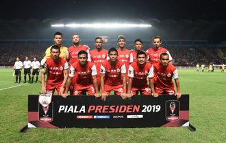 Kick-off Persija Jakarta Vs Kalteng Putra Masih Belum Jelas