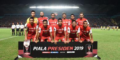 Tak Mengeluh, Persija Justru Syukuri Jadwal Piala Presiden dan AFC