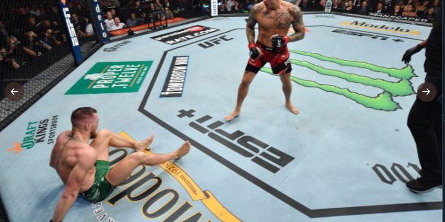 Dustin Poirier Hina Taktik Conor McGregor Saat Jalani UFC 264