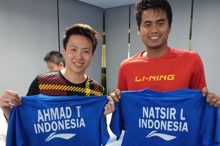 BWF sebut mantan ganda campuran bulu tangkis Indonesia, Tontowi Ahmad/Liliyana Natsir sebagai pasangan jenius.