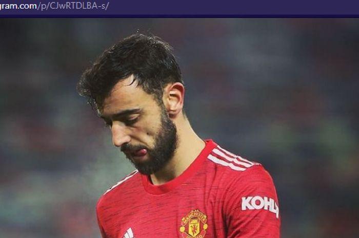Bruno Fernandes diklaim bisa menghancurkan mental para pemain Manchester United karena mempunyai satu kebiasaan buruk.