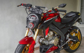 Modal Headlamp Honda Scoopy, Yamaha V-Ixion Serasa Ducati Monster