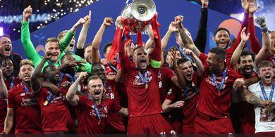 Jadwal Final Liga Champions, Seharusnya Digelar Hari Ini di Dunia Normal