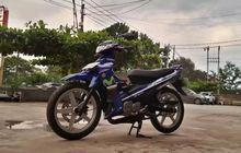 Sakit Tapi Tak Berdarah, Yamaha 125Z Movistar Ini Dijual Rp 50 Juta!