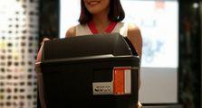 Obat Ganteng! GIVI Perkenalkan Tiga Box Motor Baru di Indonesia