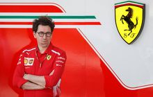 Mattia Binotto Sebagai Team Principal, Langkah Ferrari Dinilai Tepat