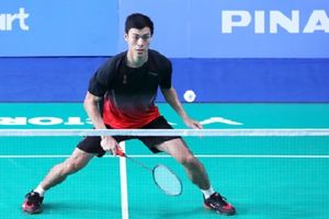 Jadwal SEA Games 2019 - Shesar Hadapi Loh Kean Yew, Fajar/Rian Rematch Kontra Wakil Thailand