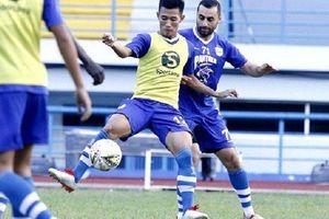 Dream Team Persib Kalah Versus Tim Pengganti PS Tira-Persikabo