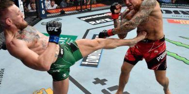 Jika Kaki Sudah Oke, McGregor Diimingi-imingi Bos UFC Bisa Tampil Lagi Tahun Ini