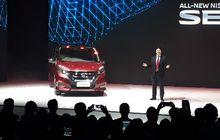 Bukan Hanya Grand Livina, Nissan juga Luncurkan Nissan Serena Terbaru