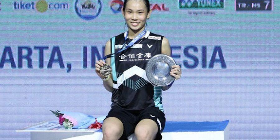 Hasil Final All England Open 2020 - Menangi Duel Ratu Badminton, Tai Tzu Ying Juara