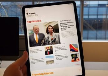 Google Disebut Siapkan Agregator Berita ala Apple News