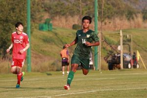 Pemain Timnas U-19 Indonesia Sebut Shin Tae-yong Tak Suka dengan Pemain Manja