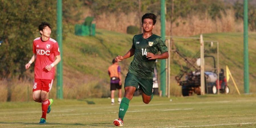 Dipanggil Timnas Indonesia, Winger Muda Ini Tak Bikin Pelatih Bali United Tertarik