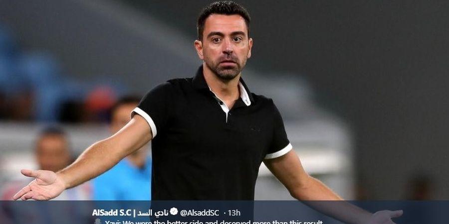 Dijagokan Kembali ke Barcelona sebagai Pelatih, Begini Tanggapan Xavi