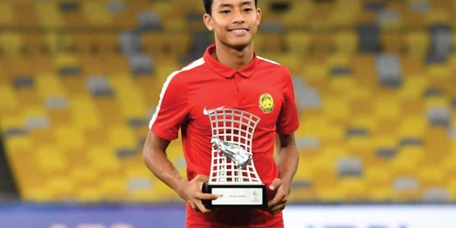 Ditempa di Eropa, Perubahan Fisik Pesaing Bagus Kahfi Bikin Pelatih Timnas Malaysia Terkejut