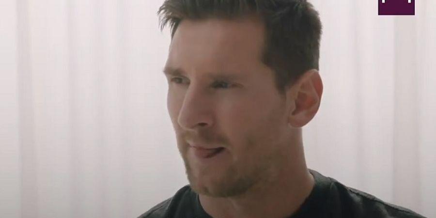 Tangisan Anak dan Istri Iringi Pilihan Lionel Messi untuk Bertahan di Barcelona