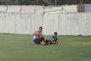 Cedera, Evan Dimas Senasib Beto dalam Latihan Timnas U-22 Indonesia
