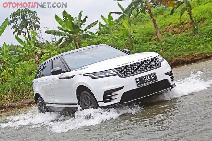 Test Drvie Range Rover Velar 3.0P R-Dynamic SE