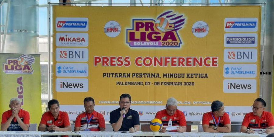 Proliga 2020 - Juara Putaran Pertama Bakal Diguyur Puluhan Juta Rupiah