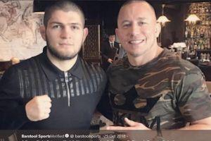 Sekarang Khabib Jelaskan Alasan Ngotot Ingin Lawan Legenda UFC