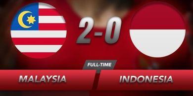 Yeyen Tumena: Dua Gol Malaysia Hadiah dari Pemain Timnas Indonesia