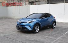 Hampir Menyentuh Setengah Miliar, Inilah Deret Fitur Yang Ditawarkan Toyota C-HR