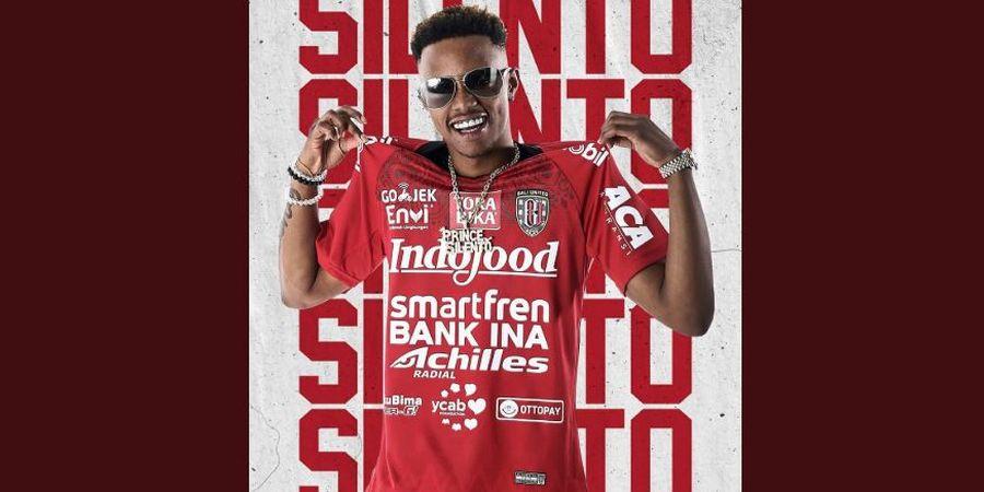 Bali United Rekrut Rapper Amerika Serikat Silento sebagai Duta Klub