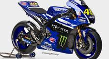 Tebak-tebak Livery Tim Monster Energy Yamaha MotoGP, Yuk Intip
