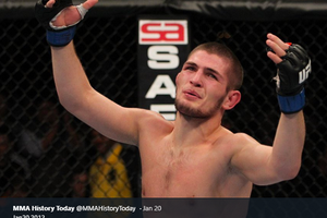 Merasa Jagoan, Petarung Anyar UFC Sebut Khabib Nurmagomedov Pegulat SMA