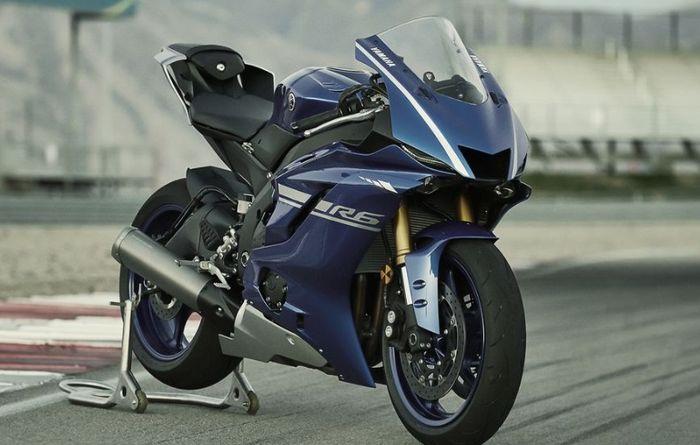 Yamaha R6 kalah besar dari Axiis Liion