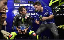 Petronas Yamaha Siap Wujudkan Duet Valentino Rossi dan Jorge Lorenzo Jika...