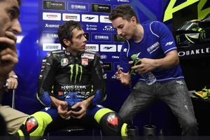 Valentino Rossi dan Jorge Lorenzo Duet di Petronas Yamaha untuk MotoGP 2021?