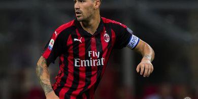 Juventus Coba Ganggu Perpanjangan Kontrak Kapten AC Milan