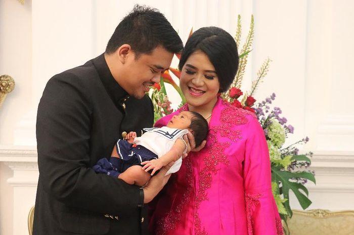 Penampilan Terbaru Cucu ke-2 Jokowi Jadi Sorotan Warganet! Kenapa?
