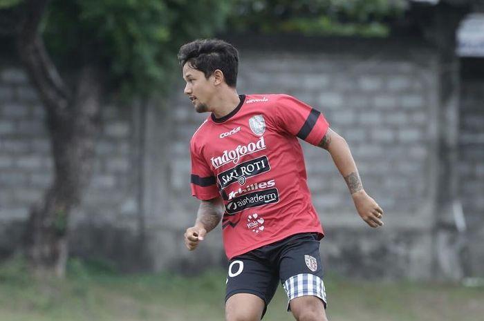 Link live streaming Bali United vs Mitra Kukar