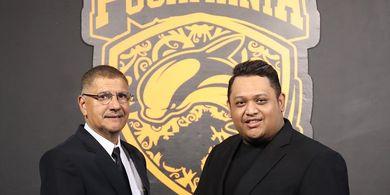 Alasan Presiden Borneo FC Tunjuk Edson Tavares Gantikan Mario Gomez