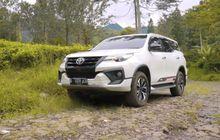 Toyota Fortuner, Melahap Medan Off-road Dengan Nyaman