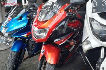 Seken Keren Harga Kawasaki Ninja 150 Rr Produksi Terakhir Masih